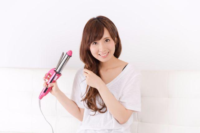 枝毛、切れ毛で悩む前に知る!髪に優しいヘアアイロンの使い方