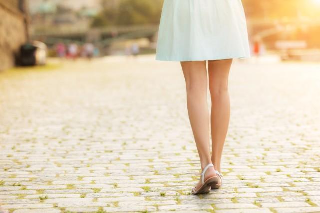 歩くだけだから挫折しない!効果的なウォーキングで簡単太ももダイエット