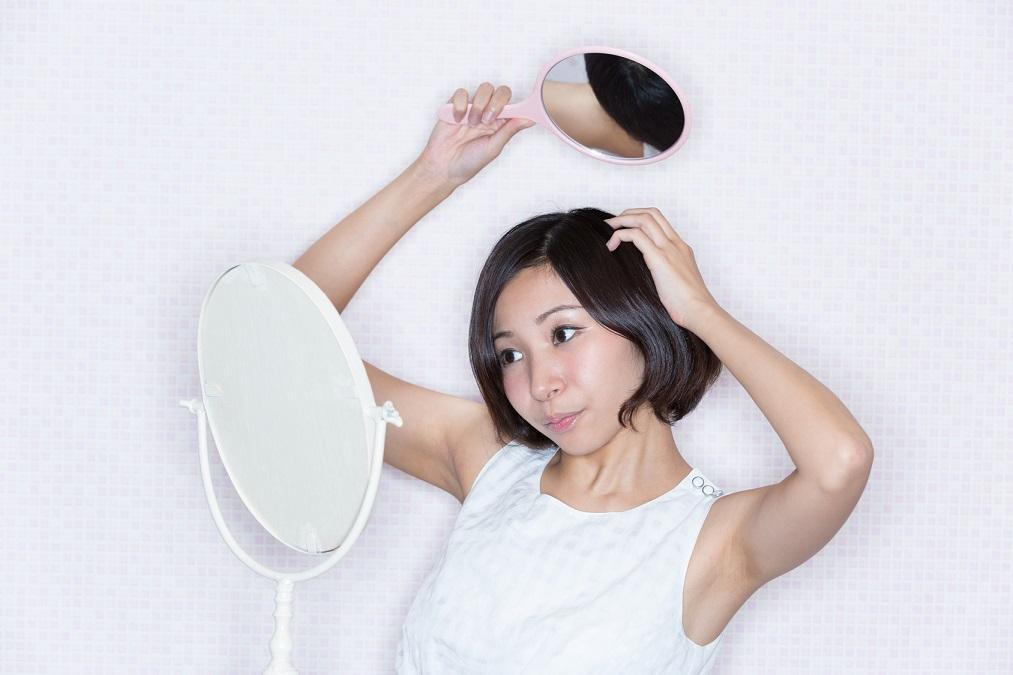 薄毛に悩む未来はいらない!正しいシャンプーの仕方5step