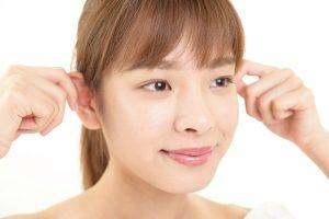 耳つぼのすごい効果と、ダイエットに効果的な6つのツボ