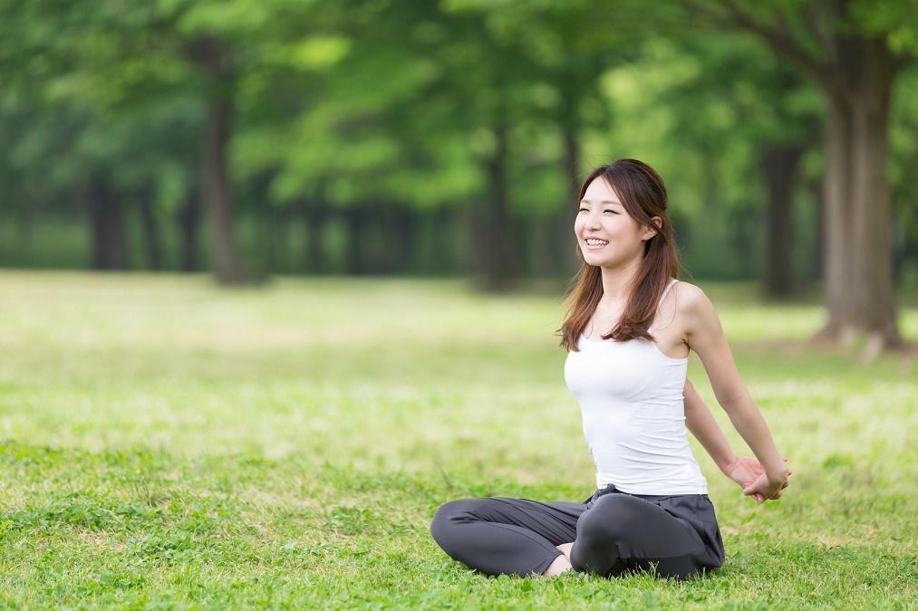 スレンダーなのに「お腹だけぽっこり」を解消する運動と生活習慣