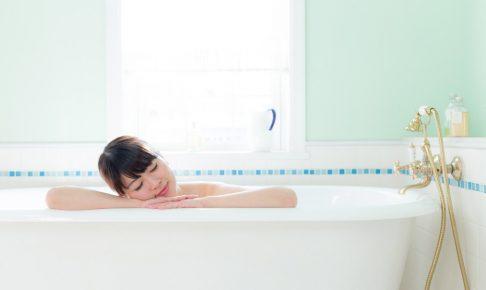 「ひとつかみの塩」でお風呂のデトックス効果が高まる!