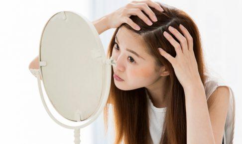 20代で生える若白髪の対策